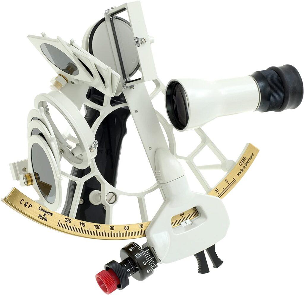 sextante modelo Bobby Schenk